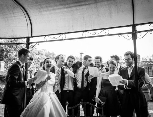 Mariage au château de la Colaissière – Philippe & Aude
