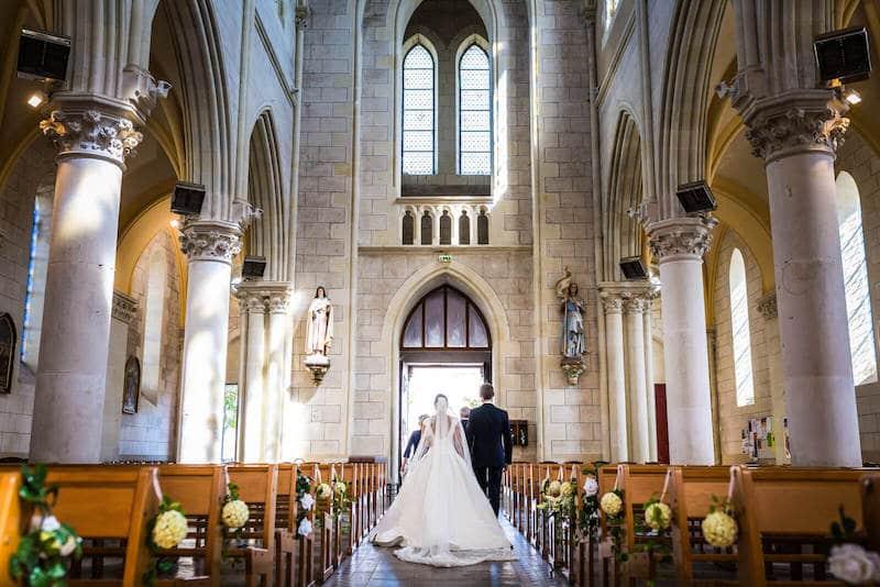 photographe mariage chateau de la colaissière à saint sauveur de landemont dans le maine et loire - 49