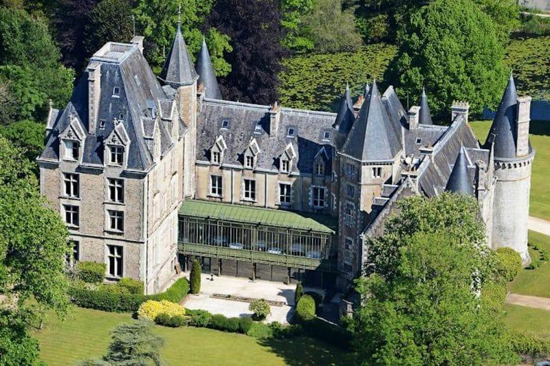 Chateau du tredion - Mariage lieux de réception dans le morbihan