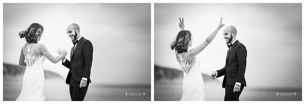 photographe mariage touquet - paris plage - Saint-Brieuc - Cotes d'armor - Le Comptoir Photo