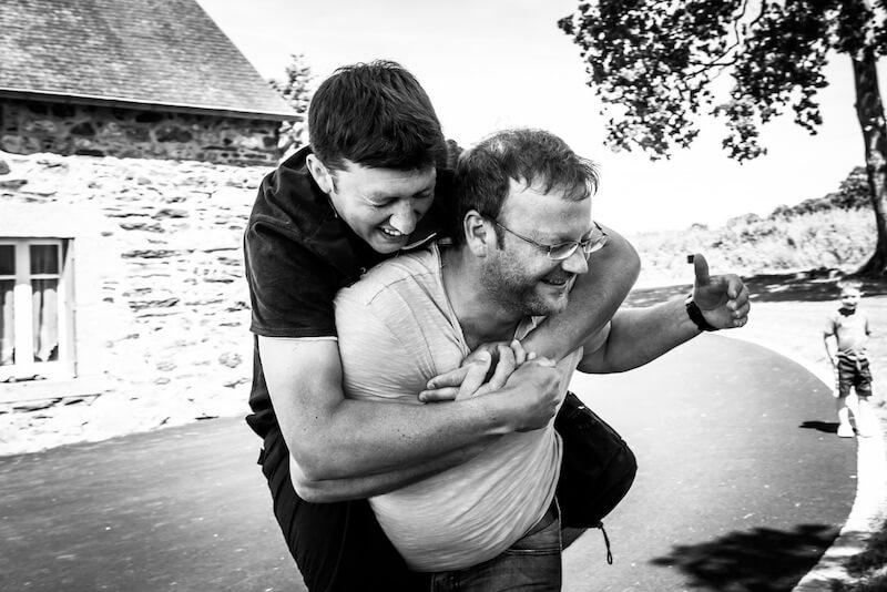 Photographe à Loudéac - séance photo famille- Côtes d'Armor-Le Comptoir Photo